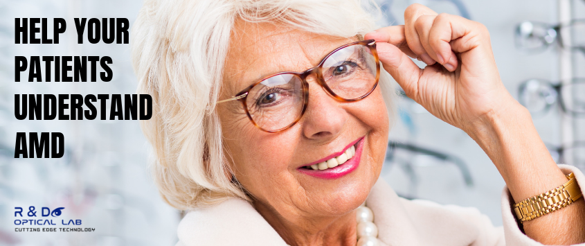 Raising Awareness for Age-Related Macular Degeneration
