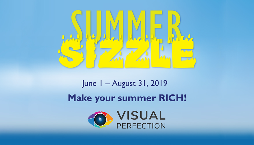 Summer Sizzle Promotion