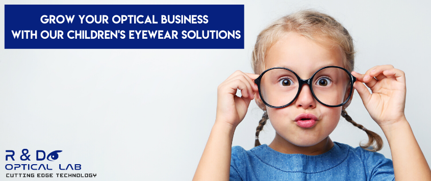 Grow Your Optical Business With Our Children's Eyewear Solutions