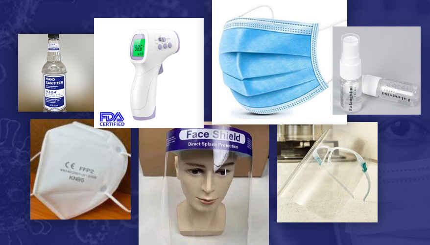 Save on Protective Products for You and Your Business. Buy Today!
