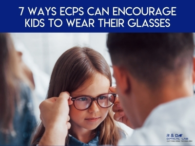7 Ways ECPs Can Encourage Kids To Wear Their Glasses